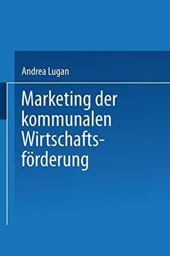 Marketing Der Kommunalen Wirtschaftsforderung