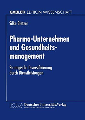 Pharma-Unternehmen und Gesundheitsmanagement: Silke Bletzer