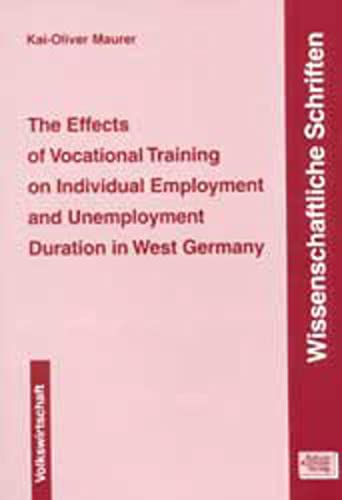 The Effects of Vocational Training on Individual