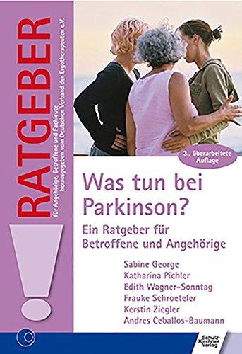 9783824805136: Was tun bei Parkinson?: Ein Ratgeber f�r Betroffene und Angeh�rige