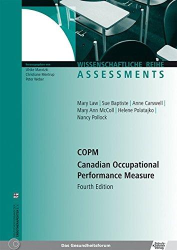 COPM Canadian Occupational Performance Measure