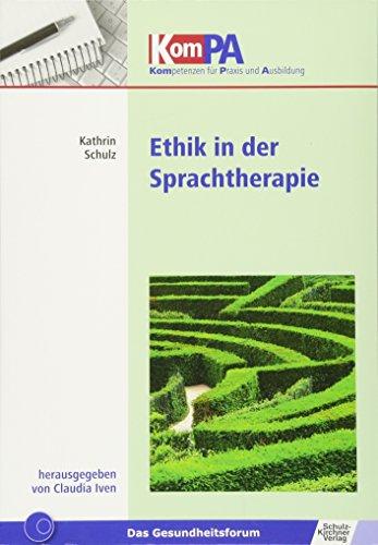 9783824808632: Ethik in der Sprachtherapie
