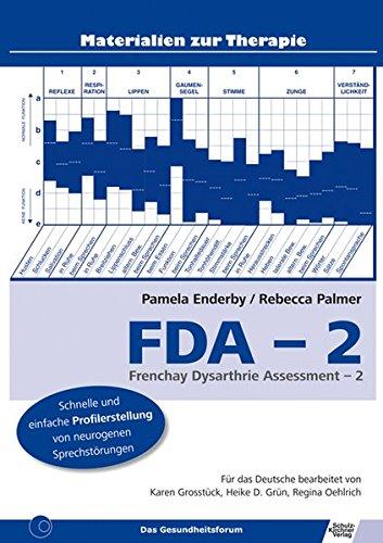 FDA-2: Pamela M. Enderby