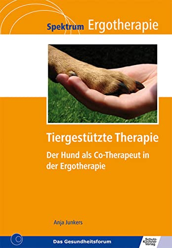 Tiergestützte Therapie: Anja Junkers