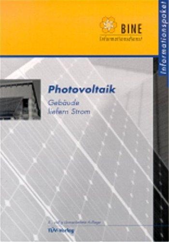9783824908547: Photovoltaik. Gebäude liefern Strom