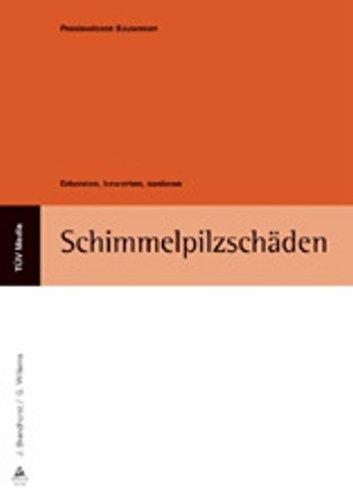 9783824910779: Schimmelpilzschäden, m. CD-ROM