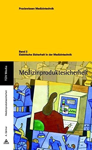 9783824911646: Medizinproduktesicherheit 2: Elektrische Sicherheit in der Medizintechnik