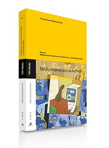 9783824911677: Medizinische Netzwerke und Software als Medizinprodukt: Band 5