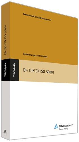 9783824915026: Die DIN EN ISO 50001
