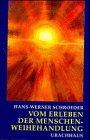 9783825171254: Vom Erleben der Menschen- Weihehandlung. Der Kultus und die zwölf Sinne.