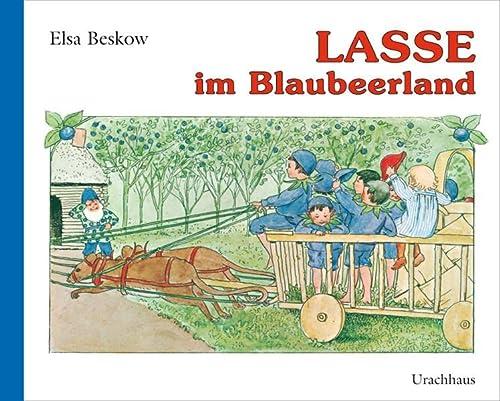 9783825176761: Lasse im Blaubeerland