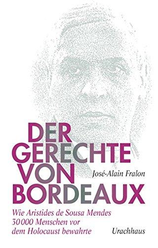 9783825177683: Der Gerechte von Bordeaux