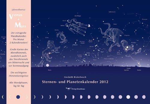 9783825177973: Sternen- und Planetenkalender 2012