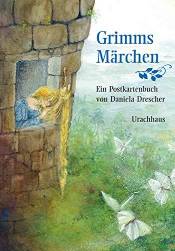 """9783825178550: Postkartenbuch """"Grimms Märchen"""""""