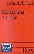9783825203757: Management. Eine konzentrierte Einführung.
