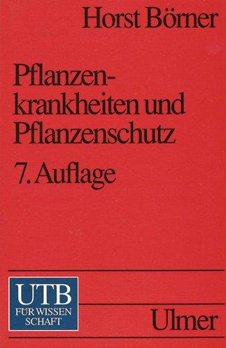 9783825205188: Pflanzenkrankheiten und Pflanzenschutz.