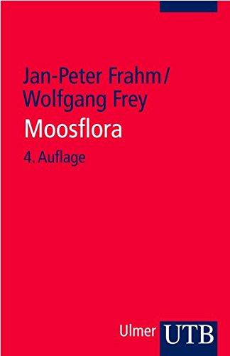 9783825212506: Moosflora.