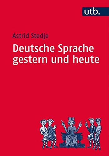 9783825214999: Deutsche Sprache (German Edition)