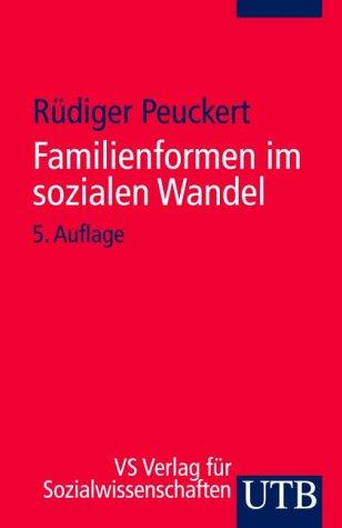 9783825216078: Familienformen im sozialen Wandel (Uni-Taschenbücher)
