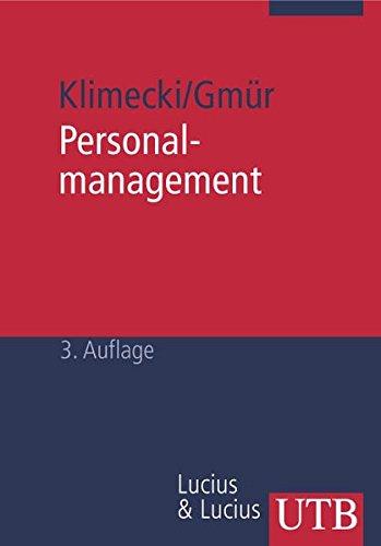 9783825220259: Personalmanagement. Strategien, Erfolgsbeiträge, Entwicklungsperspektiven.