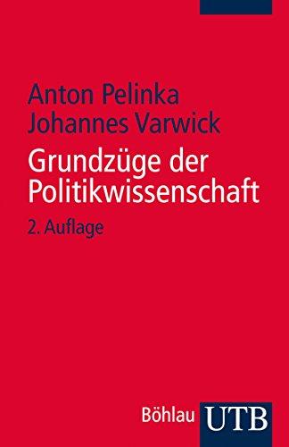 9783825226138: Grundzüge der Politikwissenschaft (Utb)