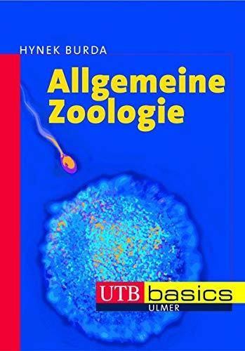 9783825226909: Allgemeine Zoologie