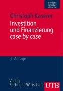 9783825227517: Investition und Finanzierung case by case
