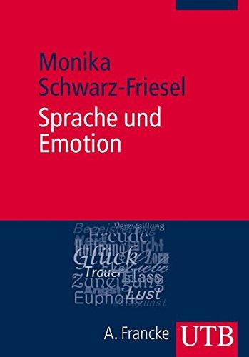 9783825229399: Sprache und Emotion