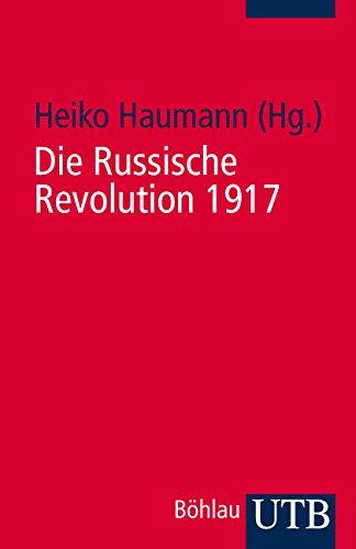 9783825229504: Die Russische Revolution 1917