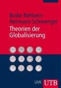 9783825230524: Theorien der Globalisierung