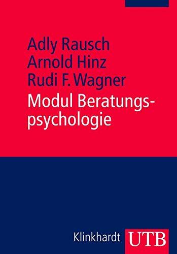 9783825230722: Modul Beratungspsychologie
