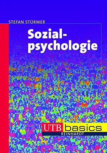 9783825231798: Sozialpsychologie. UTB basics