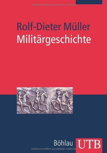 9783825232245: Militärgeschichte
