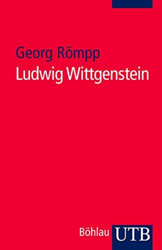 9783825233846: Ludwig Wittgenstein