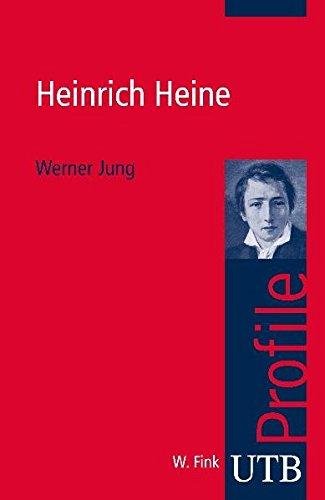 9783825234362: Heinrich Heine. UTB Profile