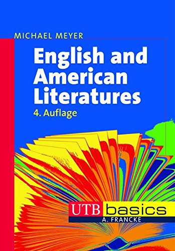 9783825235505: English and American Literatures