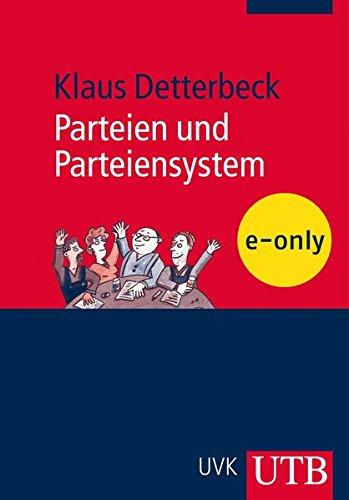 9783825235758: Parteien und Parteiensystem