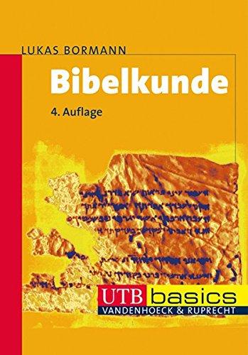 9783825236205: Bibelkunde: Altes und Neues Testament
