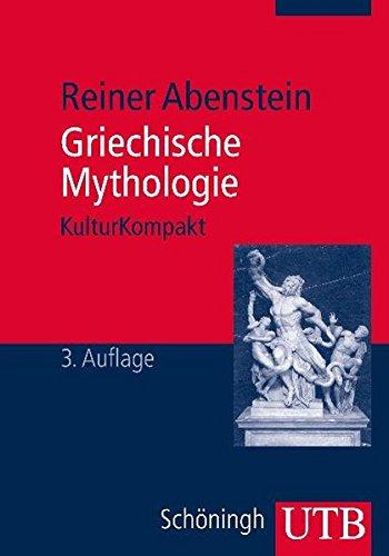 9783825236236: Griechische Mythologie