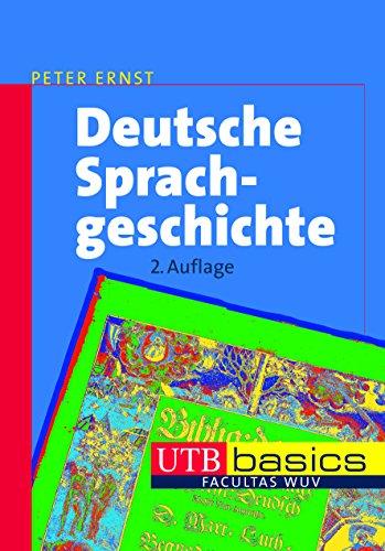 9783825236892: Deutsche Sprachgeschichte