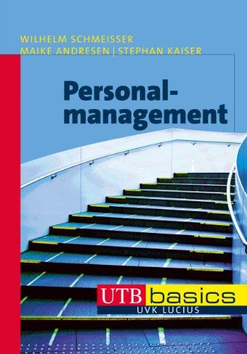 9783825237332: Personalmanagement