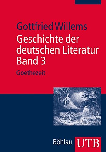 9783825237349: Geschichte der deutschen Literatur: Goethezeit
