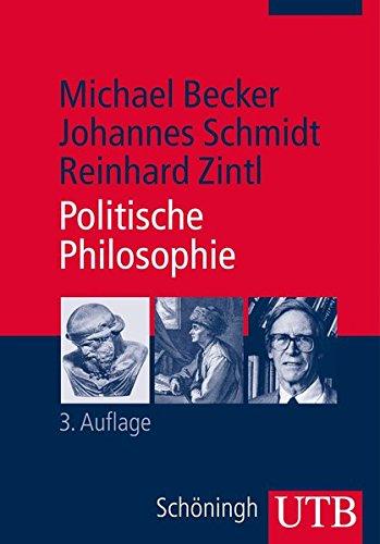 9783825237387: Politische Philosophie