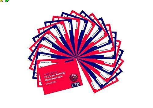 9783825238001: Fit für die Prüfung: Personalwirtschaft: Lernkarten