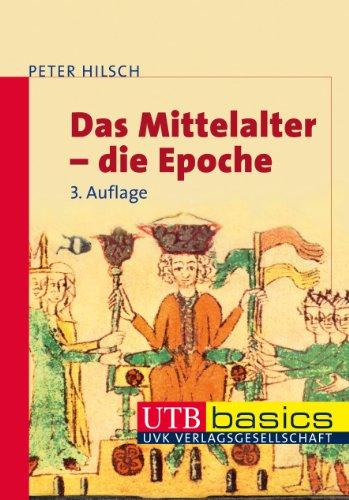 9783825238155: Das Mittelalter - die Epoche. UTB basics