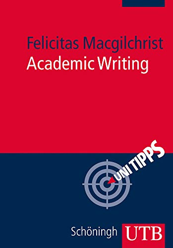 9783825240875: Academic Writing