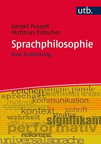 9783825241261: Sprachphilosophie