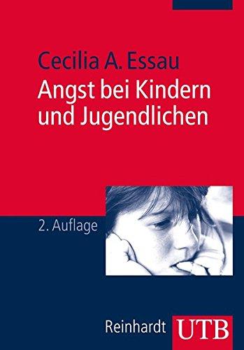 9783825241544: Angst bei Kindern und Jugendlichen