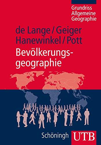 9783825241667: Bevölkerungsgeographie: 4166