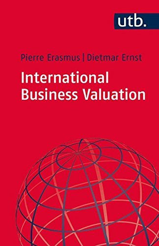 9783825241766: International Business Valuation
